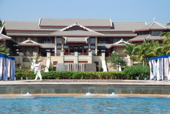 The Ritz-Carlton Sanya Yalong Bay: 亚龙湾最好的酒店