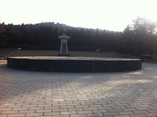 Tomb of Emperor Qin Shi Huang: 秦始皇陵地宫