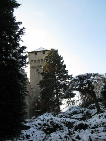 Museggmauer: the old city wall