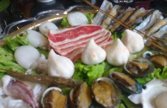 银滩鲍鱼火锅(桐梓林店)