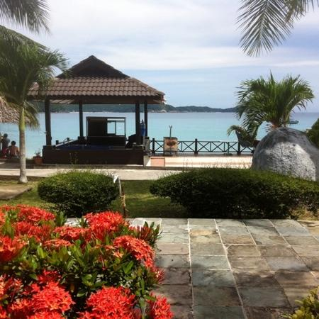 Perhentian Island Resort: 酒店外景