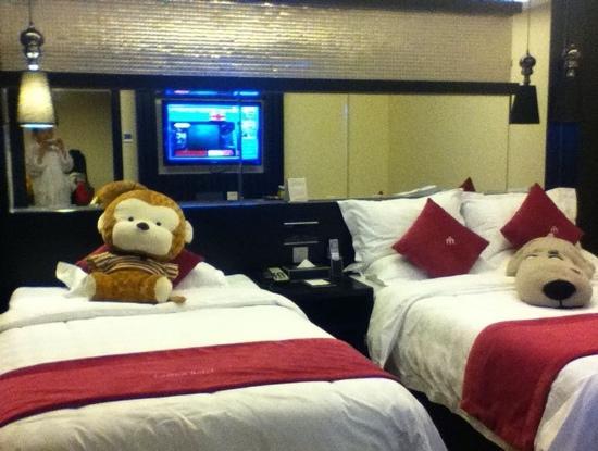 Lemon Hotel Xian South Gate: 柠檬酒店