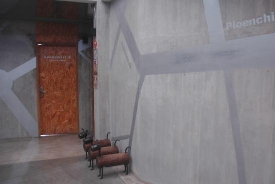 Lub d Bangkok - Silom: 木马