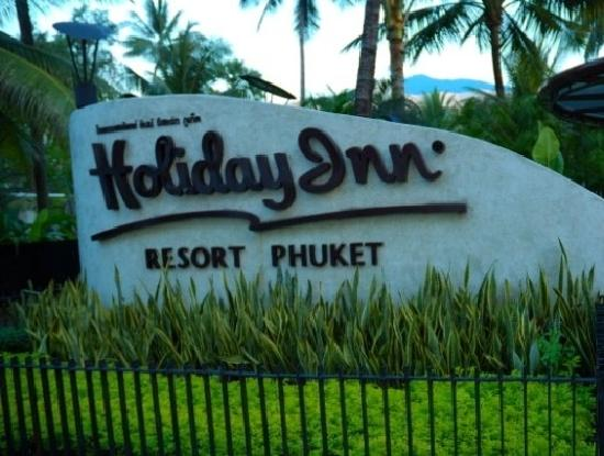 Holiday Inn Resort Phuket: holidayinn