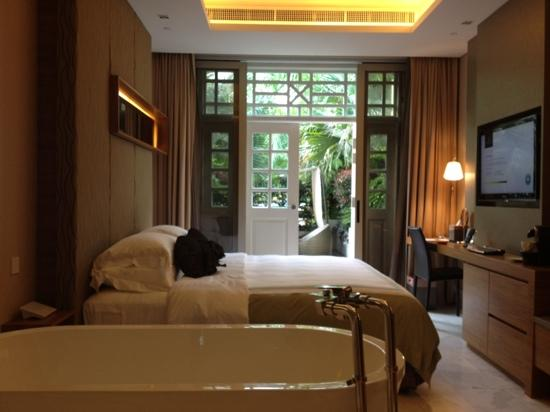 Hotel Fort Canning: Garden Terrace Room