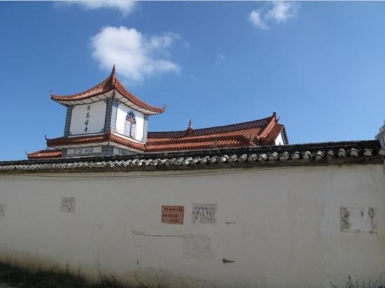 Ancient Architecture of Bai Nationality, Xizhou : 喜洲白族