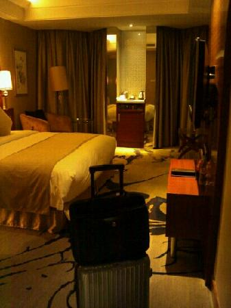 Crowne Plaza Shenyang Parkview: 第一次入住