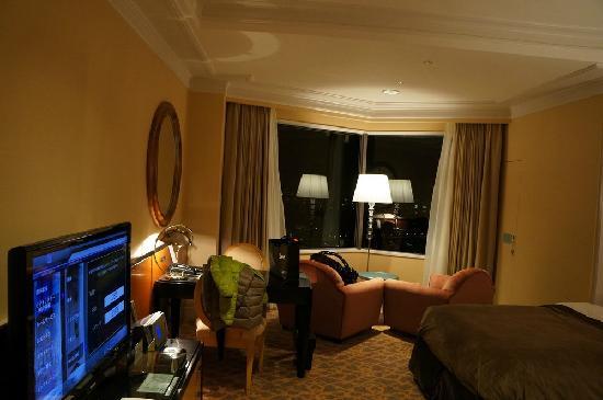 Hotel Hankyu International: room