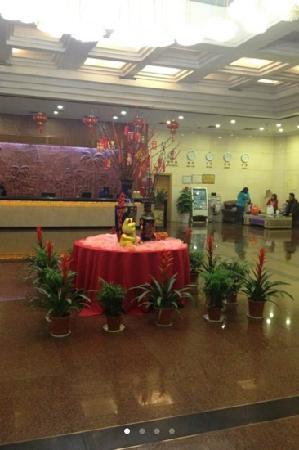 Xiamen Plaza Hotel: 很好