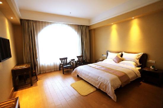 Xinjinyuan Hotel: 豪华客房