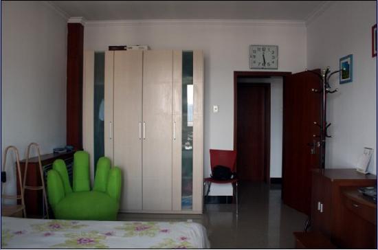 Love Home Motel: 卧室
