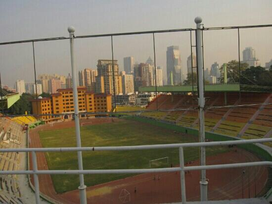 ‪Yuexiu Mountain Stadium‬