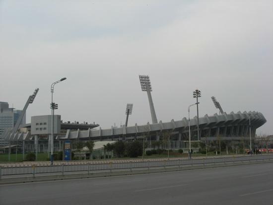 山东省体育中心