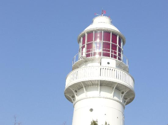 Laotie Mountain Lighthouse: 老铁山灯塔