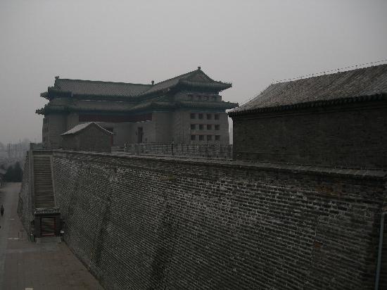 北京东南角楼