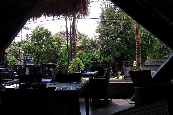 The Oasis Lagoon Sanur: 餐厅