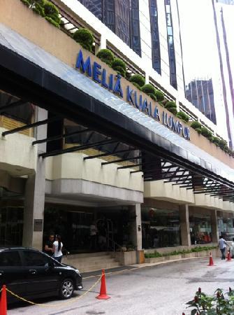 Melia Kuala Lumpur: melia