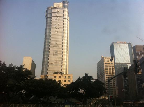 Celebrity City Hotel: 外观