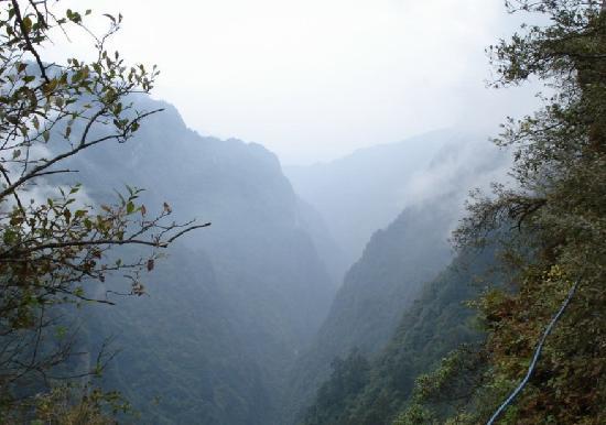 Leidong Ping : 雷洞坪远眺
