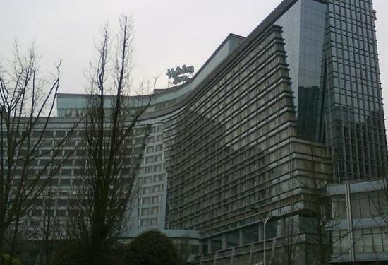 Holiday Inn Chengdu Century City- West Tower: 外观