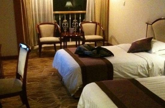 Islandia Water Hotel & Spa : 卧室
