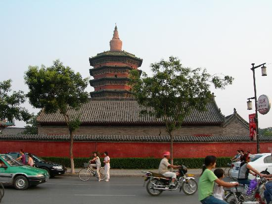 Wenfeng Tower of Anyang: 文峰塔