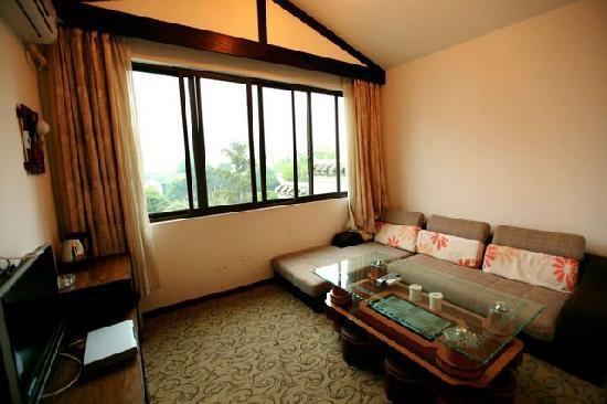 Taste Xijie Hotel: 经典观景阳台套房