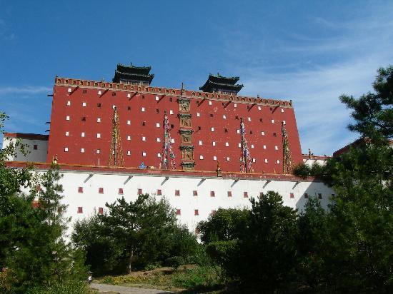 Potala Palace (Putuo Zongcheng Temple): 小布达拉宫