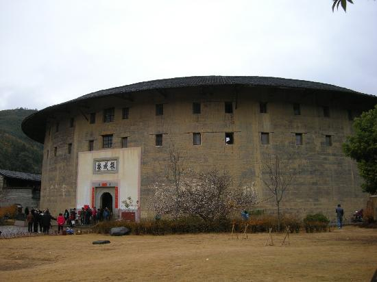 Zhenchenglou Earth Building Hostel: 振成楼外观