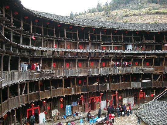 Zhangzhou Ancient Building: 漳州土楼
