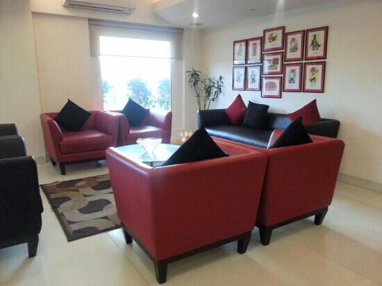 Red Fox Hotel Jaipur: 个性鲜明的酒店