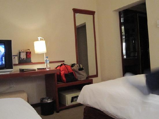 โรงแรมเบสท์ เวสเทิร์น โอแอล สเตเดียม ปักกิ่ง: 亚奥