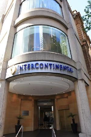 InterContinental Sydney: 门牌