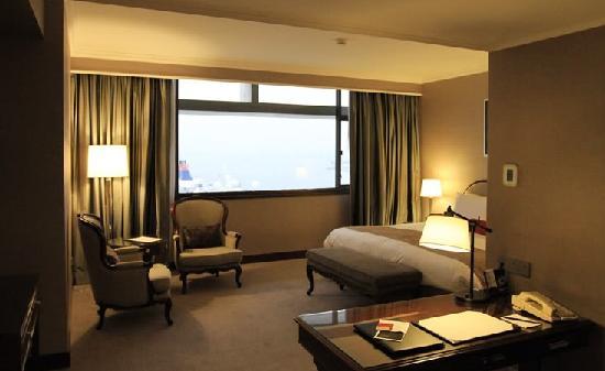Marco Polo Hongkong Hotel: 房内