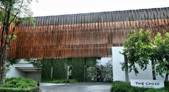 Anantara Chiang Mai Resort: 外观