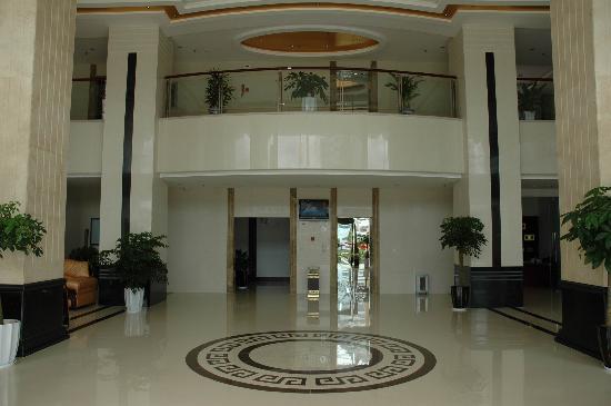 Guotai Hotel: 酒店大堂
