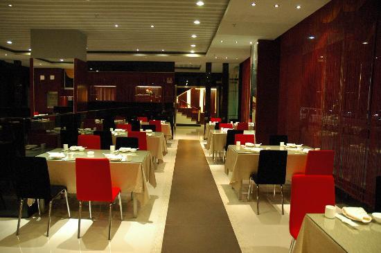 Guotai Hotel: 酒店餐厅