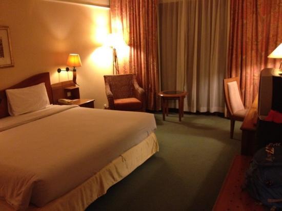 Novotel Surabaya Hotel and Suites: 双人大床房