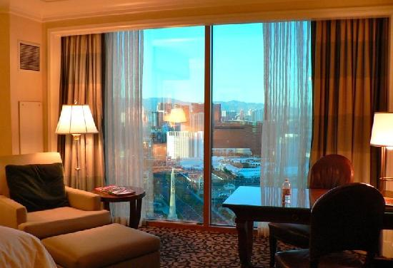 Four Seasons Hotel Las Vegas : 房内