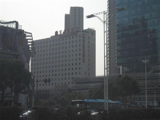 Ibis Hotel (Wuxi Chunshen Road) : 外观