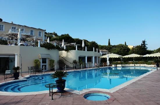 Villa Belrose Hotel: 泳池
