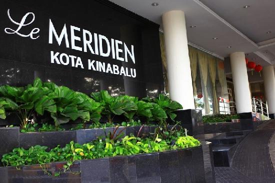 Le Meridien Kota Kinabalu: 外观