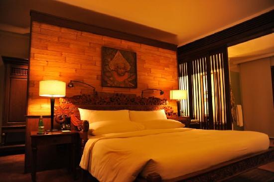 The Chedi Club Tanah Gajah, Ubud, Bali – a GHM hotel: 房内