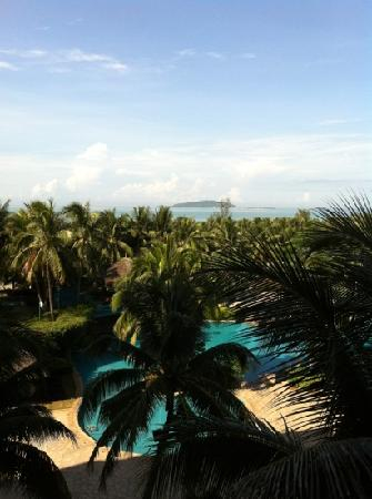 Holiday Inn Resort Sanya Bay : 海景房