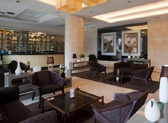 ZTE Hotel Shanghai: 咖啡厅