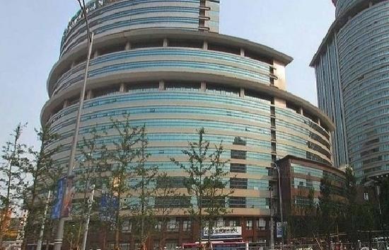 Jin Jiang Pine City Hotel: 外观