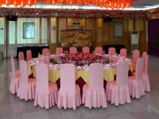 Nan Gang Hotel: 餐厅