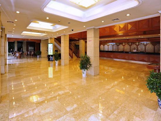 Nan Gang Hotel: 大厅