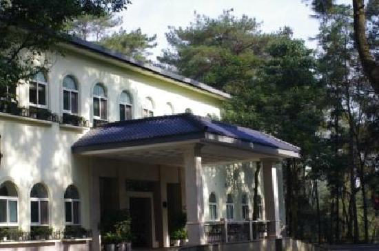 Hongzhu Shan Hotel : 记不清是1号楼还是3号楼了