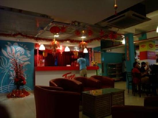Tune Hotel - Downtown Kuala Lumpur: 登记处